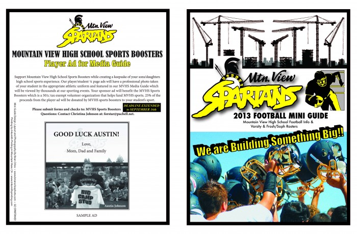 Sports Brochure  Inksmith Printing